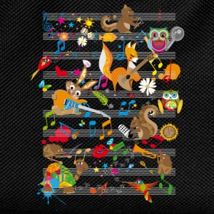 Concert of Animals Bags & Backpacks - Kids' Backpack