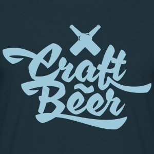 Craft Beer T-Shirt T-Shirts - Männer T-Shirt