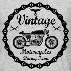 Vintage Motorcycle Tee Shirts 104
