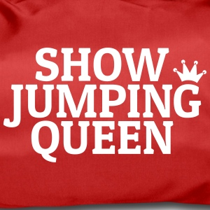 Show jumping queen Bags & Backpacks - Duffel Bag