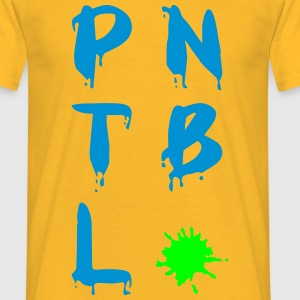 Paintball Splash T-Shirt - Männer T-Shirt