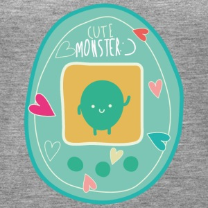 Cute Monster Tops - Frauen Premium Tank Top