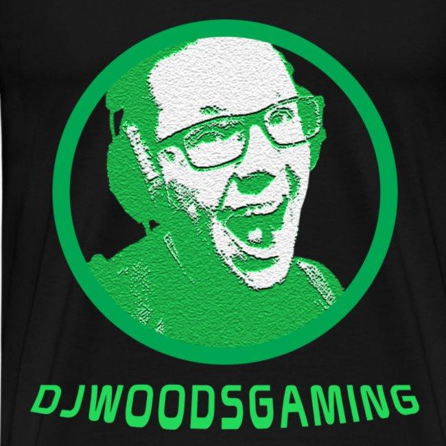 T-Shirt DJWG Groen Man