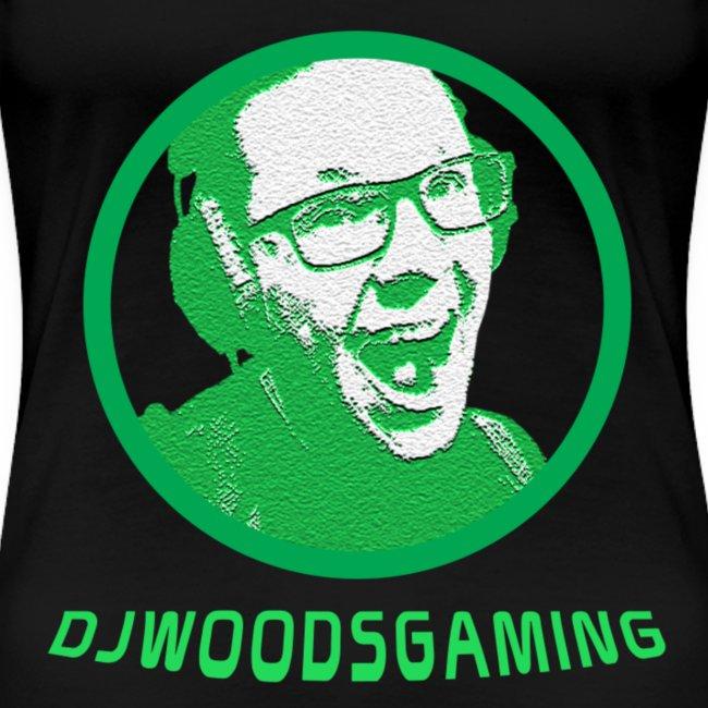 T-Shirt DJWG Groen Vrouw