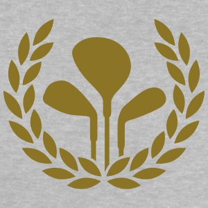 Golf laurel wreath T-shirts - Baby-T-shirt