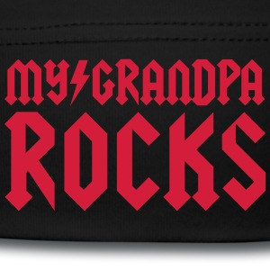 My grandpa rocks Accessories - Baby Cap