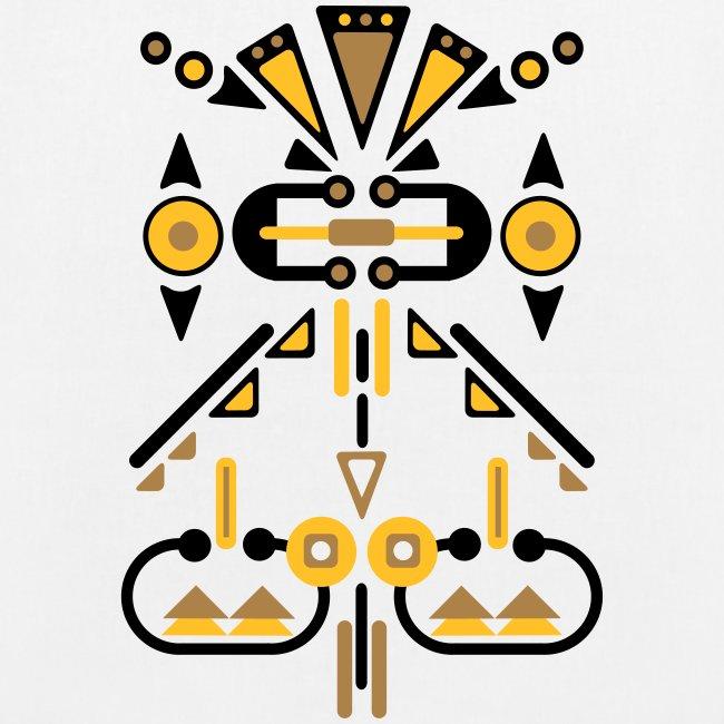 Tas symmetrisch figuur