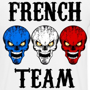 French Team 01 Tee shirts - T-shirt Homme