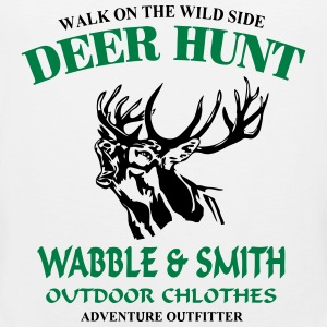 Deer Hunt Sports wear - Men's Premium Tank Top