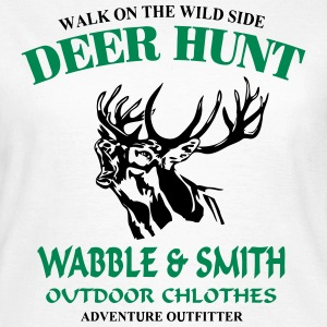 Deer Hunt T-Shirts - Women's T-Shirt