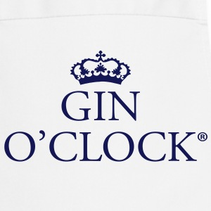 Gin O'Clock Apron - Cooking Apron