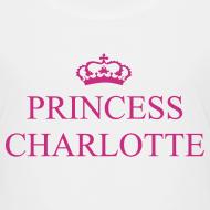 Design ~ Gin O'Clock Princess Charlotte Kids T-Shirt - from the official Gin O'Clock shop.