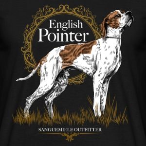 pointer on black 15 T-Shirts - Men's T-Shirt