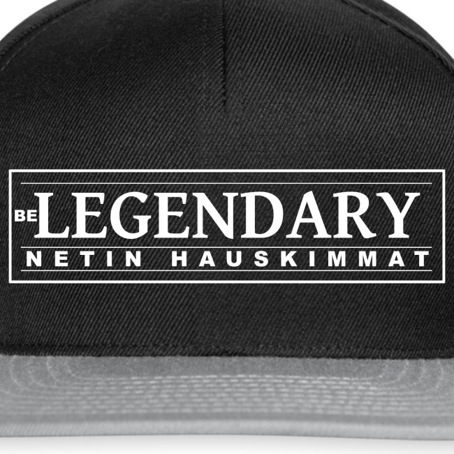 Be Legendary lippis