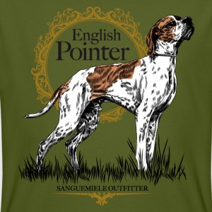 pointer on white 15 T-Shirts - Men's Organic T-shirt