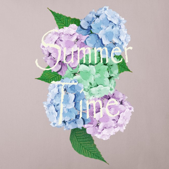 Summer Time Floral decoration by patjila