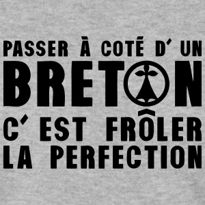 passer cote breton froler perfection Sweat-shirts - Sweat-shirt Homme
