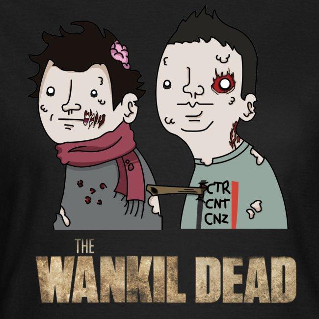 The Wankil Dead - Femme