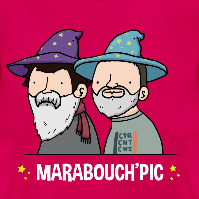 Marabouch'pic - Femme