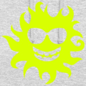 soleil symbole sun 903 Sweat-shirts - Sweat-shirt à capuche unisexe