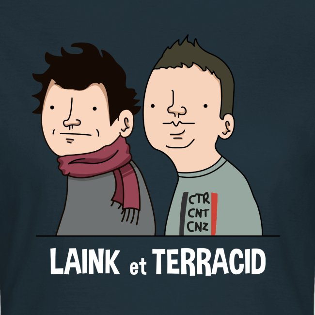 Laink et Terracid - Femme