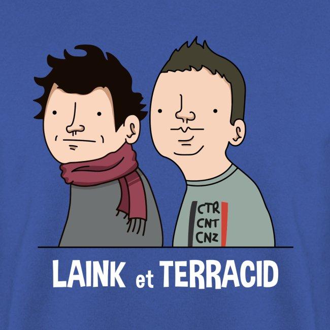 Sweatshirt Laink et Terracid