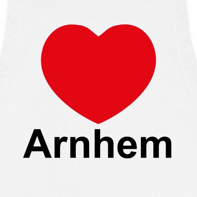 Keukenschort 'Ik hou van Arnhem'