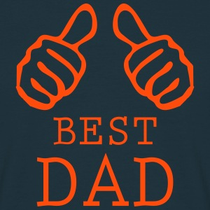 best dad T-Shirts - Männer T-Shirt