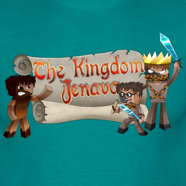 The Kingdom Jenava Seizoen 3 MINECRAFT SHIRT!
