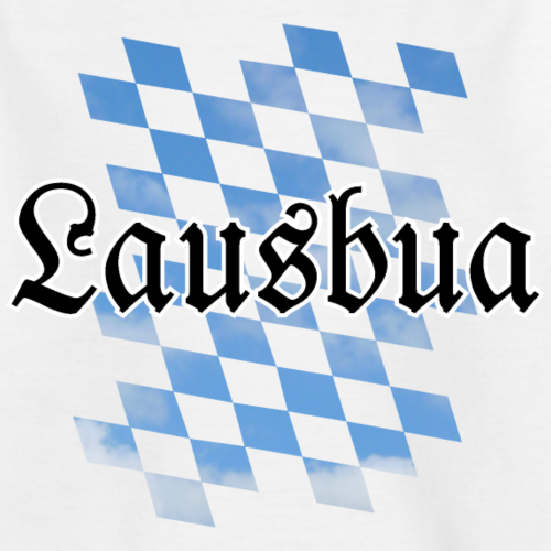 Boarischer Lausbua Bayern Design (Rauten)