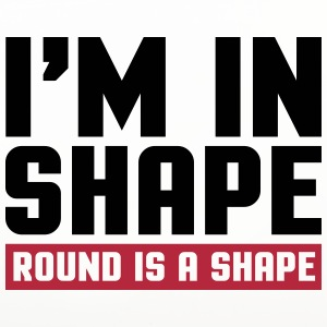 I'm In Shape  Mugs & Drinkware - Coasters (set of 4)