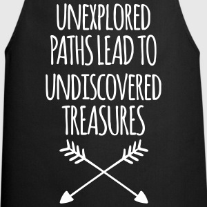 Unexplored Paths  Aprons - Cooking Apron