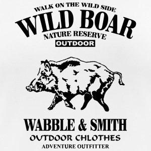 Wild Boar T-Shirts - Women's Breathable T-Shirt