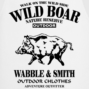 Wild Boar  Aprons - Cooking Apron