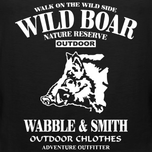 Wild Boar Sports wear - Men's Premium Tank Top