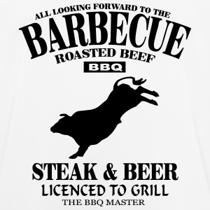 Barbecue - BBQ Tee shirts - T-shirt respirant Homme