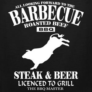 Barbecue - BBQ Tank Tops - Männer Premium Tank Top
