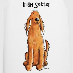 Happy Irish Setter  Aprons - Cooking Apron