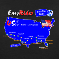 Grafiikka ~ Easy Rider short for girls