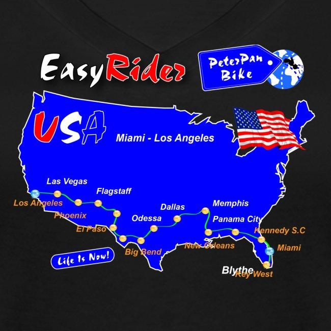 Easy Rider short for girls
