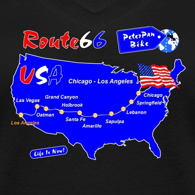 Route66 short for girls