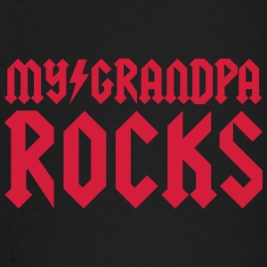 My grandpa rocks Shirts met lange mouwen - T-shirt