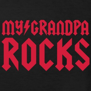 My grandpa rocks Shirts - Kinderen Bio-T-shirt