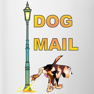 DOG MAIL - Tasse