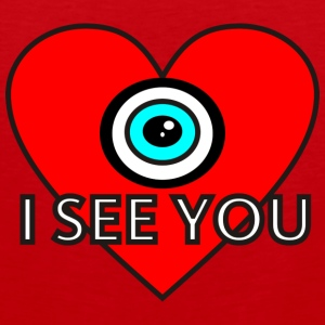 I SEE YOU - Männer Premium Tank Top