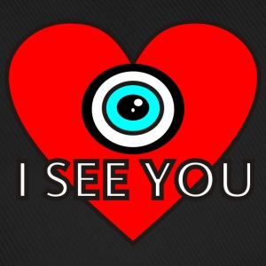 I SEE YOU - Baseballkappe