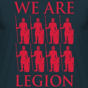 We are Legion - Männer T-Shirt