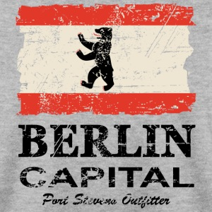 Berlin Vintage Flag Sweatshirts - Herre sweater