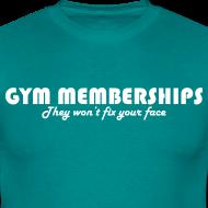 Design ~ Gym memberships