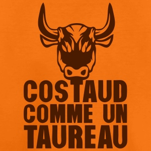 costaud comme un taureau expression Tee shirts - T-shirt Premium Enfant